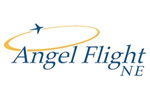 angel flight logo
