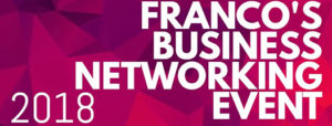 Franco's Business Networking Event with 50 Legs @ Xone Sports Bar & Grill