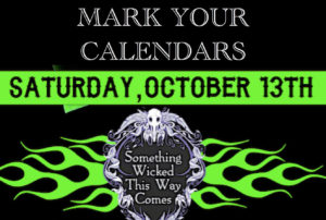 Something Wicked This Way Comes Bike Run @ The Bar Food & Spirits