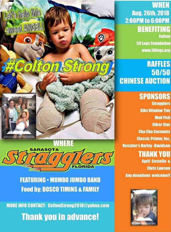 #coltonstrong