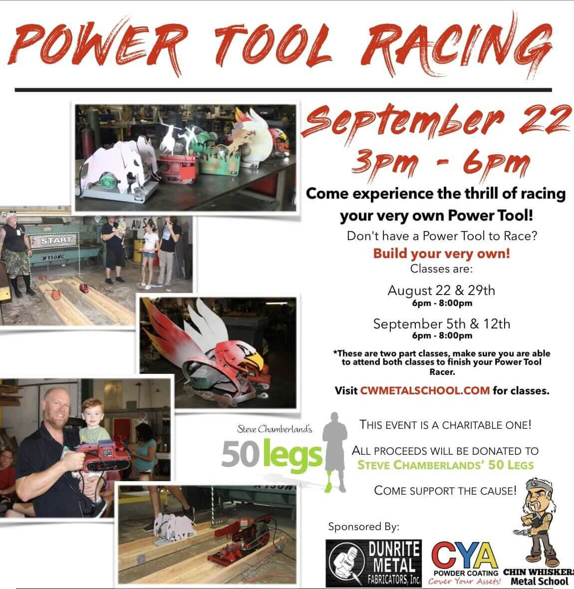 Power Tool Racing