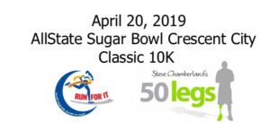 AllState Sugar Bowl Crescent City Classic 10k @ Hyatt House