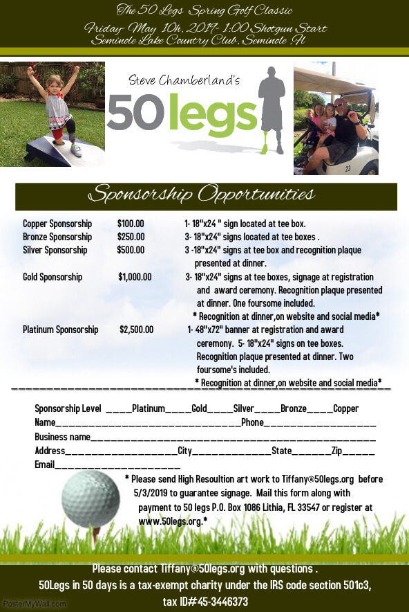 2019 golf classic registration