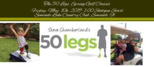 50 Legs Spring Golf Classic @ Seminole Lake Country Club
