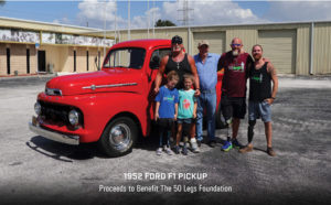 Mecum Auction Benefiting 50 Legs @ Osceola Heritage Park